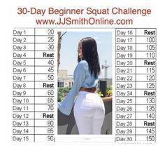 JJ's 30-Day Abs Challenge. JJSmith. JJ Smith. | 30 day ab