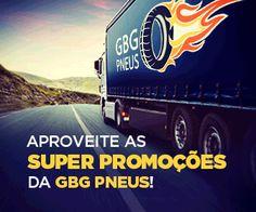 Peça rede display - Campanha Frete Grátis GBG Pneus