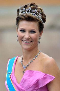 Princess Martha Louise of Norway