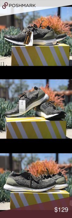db10358b4b873 Adidas Ultraboost Uncaged Size  10.5 Men Condition  New ( boxless) Style   Athletic