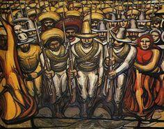 David Alfaro Diego Rivera y José Clemente Orozco, . Diego Rivera Art, Diego Rivera Frida Kahlo, Frida And Diego, Mexican Artists, Mexican Folk Art, Art Latino, Hispanic Art, Hispanic Culture, Mexican Revolution