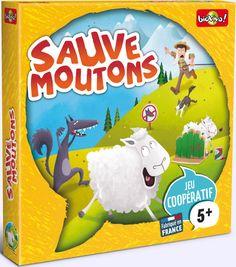 Sauve Moutons: jeu de société chez Jeux de NIM