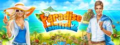 Paradise Island 2 - Game Insight | Create the resort of your dreams! - Economic simulation