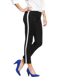 Fashion Trend: Track-Pants-Inspired Trousers for Work: Glamour.com