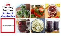 101 Canning Recipes