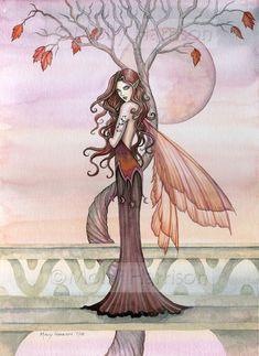 molly harrison ...Arte de otoño