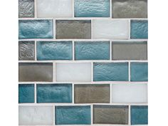 Pool Supply Unlimited has some of the best prices when shopping for National Pool Tile Spectra 7/8 x 1 7/8 Glass | Chrome | OCN-CHROME1X2