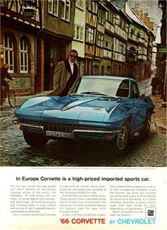 '66 Corvette - www.perfectpresentcreations.com