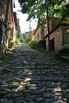 Kissos, Pelion, Greece