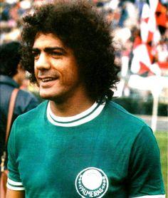 César Lemos, o 'César Maluco' da segunda academia do #Palmeiras, 1970's