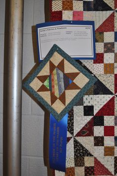 Simple, but beautiful! The Crafty Quilter's Closet: Jean's ... : prairie quilt guild - Adamdwight.com