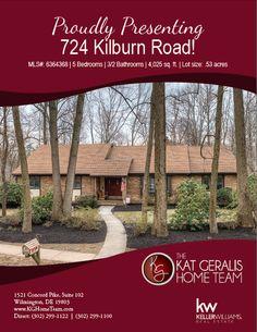 #RealEstate #Listing #Flyer #Branded #Design #KW