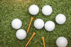 When most golfers think equipment, they think about the 14 clubs in their golf bags that produce the golf shot. The golf ball, however, is just as serious a part of a golfer's equipment. Games Fo, Best Games, Star Citizen, New Golf, Golf Training, Lpga, Game Sales, Backyard Games, Cornhole