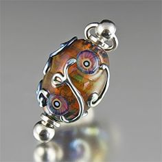 Glass beadmaking | FREE TUTORIAL - Fire Opals - Page 8 - Lampwork ... | glass bead making
