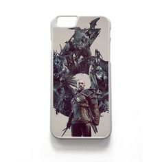 The Witcher iPhone Case - iPhone 6/6s, iPhone 6 /6s #TheWitcher #TheWitcheriphonecase #TheWitchercase