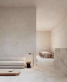 Architecture Home Decor Minimalist Architecture, Minimalist Interior, Minimalist Home, Modern Interior, Interior Architecture, Fashion Architecture, Studio Interior, Minimalist Bedroom, Interior Minimalista