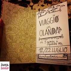 Il quaderno di viaggio! - pagina 1