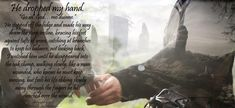 'He dropped my Hand' - such a moving scene to read, let alone see on screen - I might need the tissues handy!