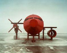Svalbard by Reuben Wu, via Behance