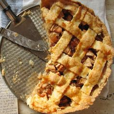 Sweets Recipes, Desserts, Ricotta, Apple Pie, Nutella, Waffles, Food And Drink, Breakfast, Cakes