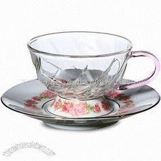 tea cups | Tea Cup and Saucer, Wholesale China Tea Cup and Saucer Customized ...