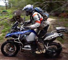 ADV riding