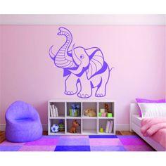 naklejka dla dzieci słoń