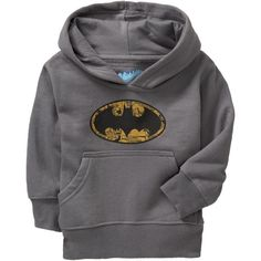 Old Navy DC Comics Superhero Hoodie For Baby - Dark blue (77 BRL) ❤ liked on Polyvore featuring baby, baby clothes, kids, baby boy and baby stuff