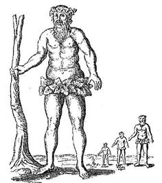 Biblical origins of the giant Nephilim in the underworld
