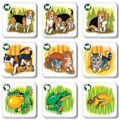 Pexetrio KIDS Zvieratá - poznáš ich rodinu? Farm Animals, Animals And Pets, Forest Theme, Animal Activities, Jungle Party, Nature Study, Kids Gifts, Puppets, Montessori