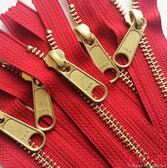 Custom Length YKK Jacket Zippers YKK #5 Antique Brass 25 inches Metal Teeth Separating for Crafters Special Color Light Grey #119 Made in USA