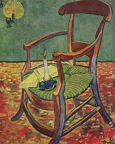 La sedia di Gauguin | DaNein
