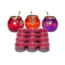 Fall in love with this fall deal! 25% off festive fall sets at PartyLite.com through September 30.