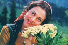 Former Bollywood actress Mandakini