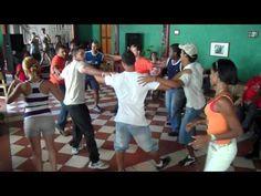 """Salsa rueda """"Casa de la Trova"""" Santiago de Cuba.Feb.2011"""