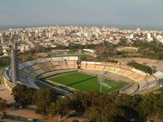Estadio Centenario - Montevideo, Uruguay - Patrimonio del fútbol mundial