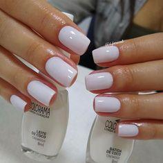 Que nota você dá para essas unhas? 😍👏🏻💯 📸 @luceliamacedonails Quer fazer #UnhasArrasadoras? 💅🏻 Clique no site do meu perfil…