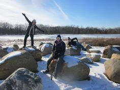 Great #winter #hiking in #Ohio!