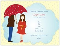 Baby Shower Invitations & Announcements couples shower