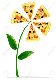 Pizza Art, Google, Image, Cards, Maps, Playing Cards