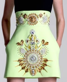 Fausto Puglisi Resort 2014