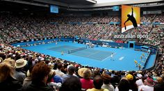 Down-Under the Aussie Open is probably a must go trip!