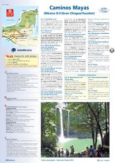 MÉXICO Caminos Mayas, dto. desde 8%: +90 días, sal. 23/07 al 31/12 (12d/10n) desde 1.500€ - http://zocotours.com/mexico-caminos-mayas-dto-desde-8-90-dias-sal-2307-al-3112-12d10n-desde-1-500e-2/
