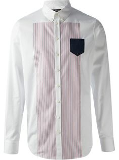 Designer Shirts For Men Tailored Shirts, Casual Shirts For Men, Mens Shirt Pattern, Mens Designer Shirts, White Shirt Men, African Shirts, Cool Shirts, Shirt Style, Shirt Designs