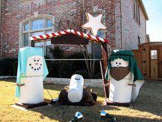 Smores Nativity! Creative