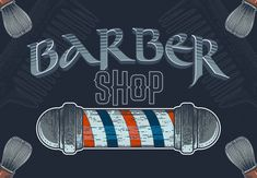 Barber Shop Hipster Vintage Sign Template (Graphic) by inkwellapp · Creative Fabrica Banner Drawing, Sign Templates, Shop Logo, Vintage Signs, Barber Shop, Hipster, How To Draw Hands, Creative, Banners