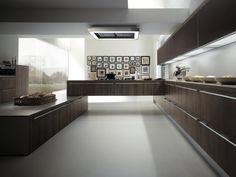 Miton Kitchen MT110 Rovere Moka
