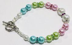 A Beautiful Bracelet to match the Beautiful by B4Jjewelrydesigns