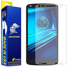 ArmorSuit MilitaryShield Motorola Droid Turbo 2 Matte Screen Protector - Anti-Glare, Anti-Fingerprint, Anti-Bubble Shield w/ Lifetime Replacements >>> Click image to review more details. (This is an affiliate link) #Accessories