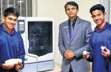 Students thrilled to see magic box turn concepts into models. ALTEM Customer Good Shepard International School,Became the First School In India To Install Professional 3D Printer Machine. http://bit.ly/1QAu66p